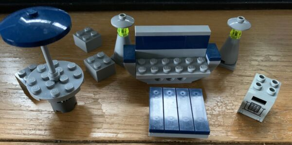 LEGO LIVING amp; DINING ROOM FURNITURE COUCH TABLE CHAIRS COFFEE TABLE LAMP