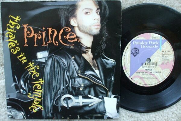 Prince Thieves In The Park Parts 12 EXCELLENT W 9751 Paisley Park GBP 2.99