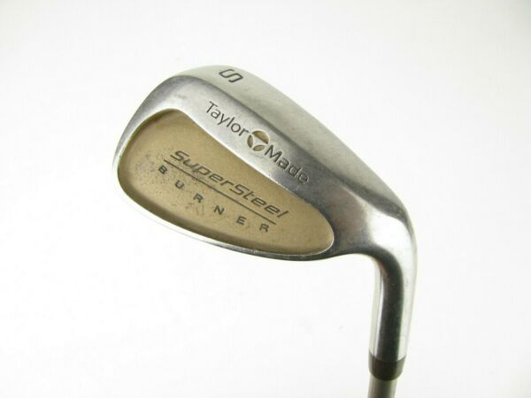 LADIES TaylorMade Supersteel Burner Sand Wedge w Graphite Bubble L 60