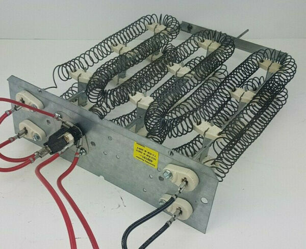 Intertherm Electric Heating Element 10 KW 498191 W 64TX11 Relay Wiring Harness C $144.99