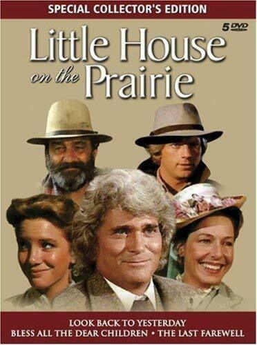 LITTLE HOUSE ON THE PRAIRIE SPECIAL COLLECTORS EDITION 5 DVD BOX SET NEW SEALED