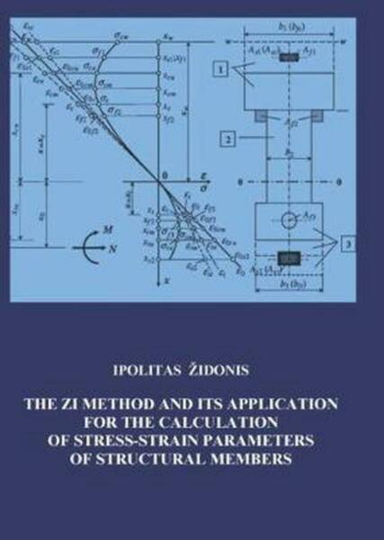 Zi Method and Its Application for Calculating of Stress-strain Parameters of Str