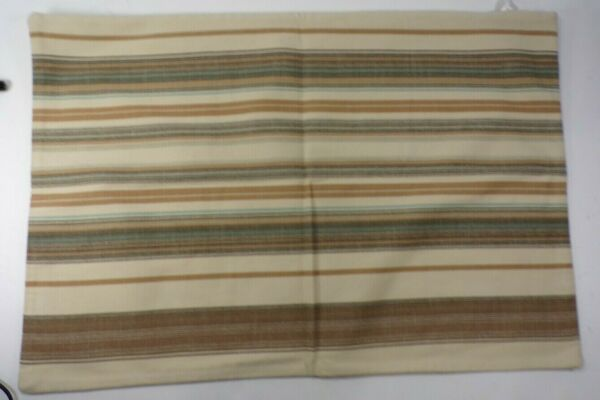 Pottery Barn Franco Striped Pillow Cover 20x 30