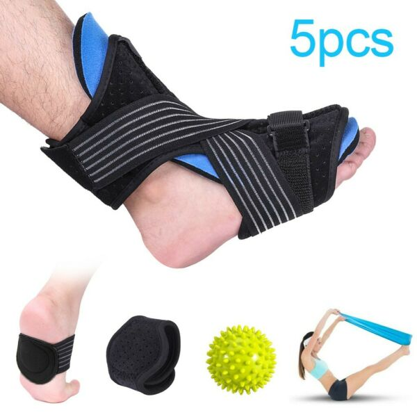 Plantar Fasciitis Night Splint For Sleep Support Adjust Dorsal Night Splints B9