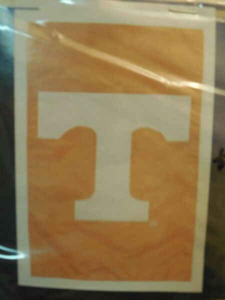 University of Tennessee Vols College Football Team Applique HOUSE Flag 28