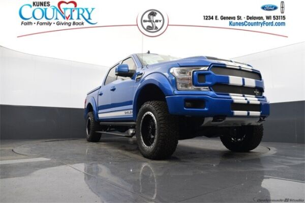 2020 Ford F-150 Shelby SuperSnake SuperCharged 770+ HP 2020 Ford F-150 Shelby SuperSnake SuperCharged 770+ HP Magnetic 4D SuperCrew - S