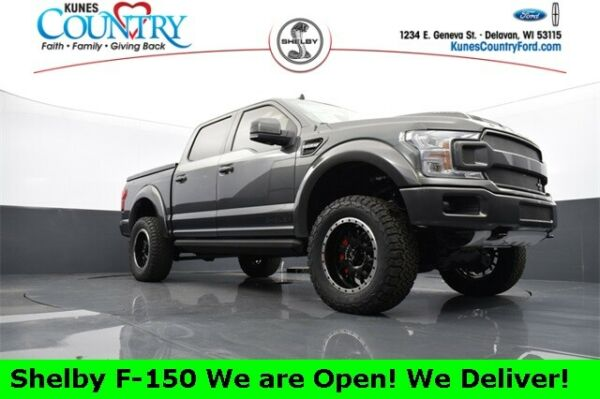 2020 Ford F-150 Shelby SuperCharged 770+ HP 2020 Ford F-150 Shelby SuperCharged 770+ HP Magnetic 4D SuperCrew - Shipping Ava