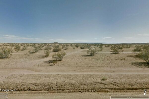 0.19 ACRE CALIFORNIA CITY BUILDING LOT - KERN COUNTY SOUTHERN CALIFORNIA