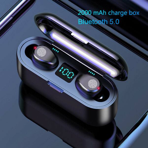 Wireless Earbuds PRO TWS V5.0 Wireless True Bluetooth Earbuds Mini Portable
