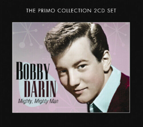 Bobby Darin : Mighty Mighty Man CD 2 discs (2011) Expertly Refurbished Product