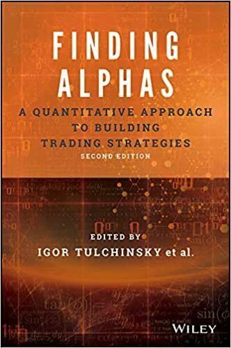 Finding Alphas A Quantitative Approach to Building Trading Strategies 2nd Editio