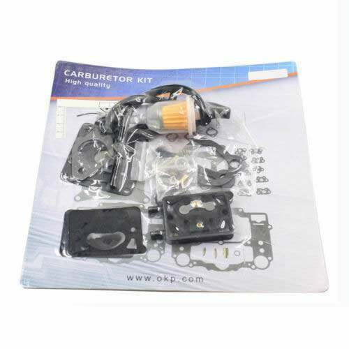 FIT ONAN CARBURETOR KIT WITH FUEL PUMP MARVEL SCHEBLER MODEL DD11 DD13 DD15