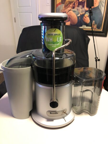 Breville Fountain Plus 8050W Juicer JE98XL Ret $169