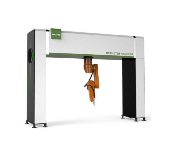 3D Robot Robotic Multi 5-6 Axis Laser cutter trimming stamping automotive parts