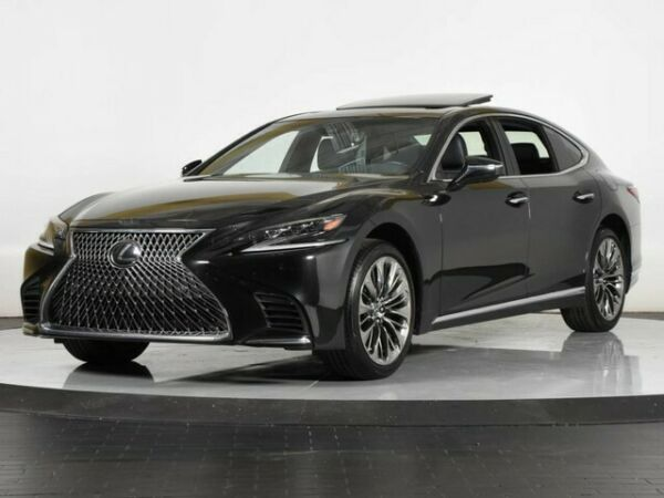 2018 Lexus LS INTERIOR UPGRADE PKG  NAVIGATION  LEVINSON *CALL GREG ZIEMER FOR DETAILS AND FREE HISTORY REPORT*