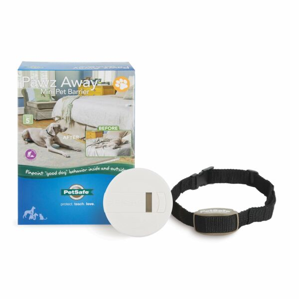 PetSafe Pawz Away Pet Barriers with Adjustable Range Pet Proofing for Cats and $50.45