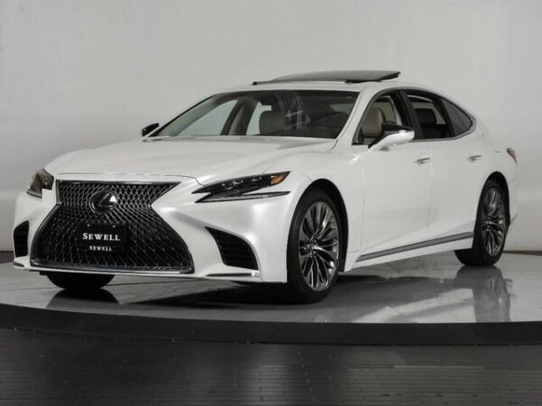 2019 Lexus LS PANORAMIC VIEW MONITOR  MARK LEVINSON AUDIO *CALL GREG ZIEMER FOR DETAILS AND FREE HISTORY REPORT*