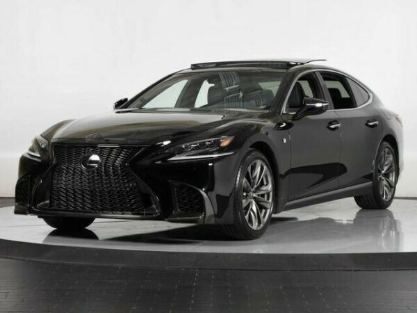 2019 Lexus LS F SPORT  NAVIGATION  LEVINSON *CALL GREG ZIEMER FOR DETAILS AND FREE HISTORY REPORT*