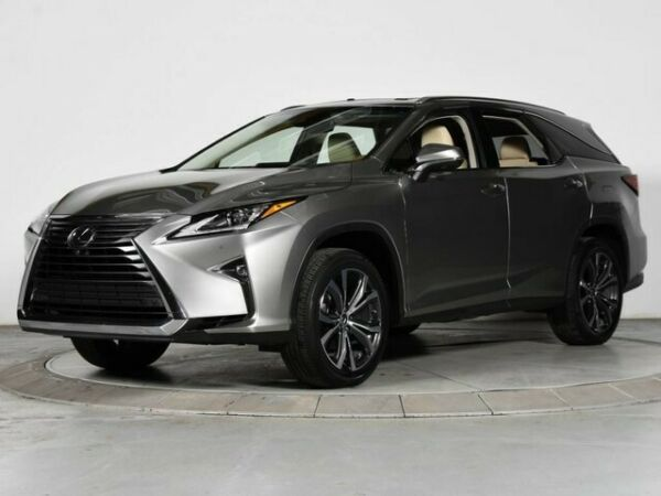 2019 Lexus RX NAVIGATION  BLIND SPOT  CAPTAIN'S CHAIRS *CALL GREG ZIEMER FOR DETAILS AND FREE HISTORY REPORT*