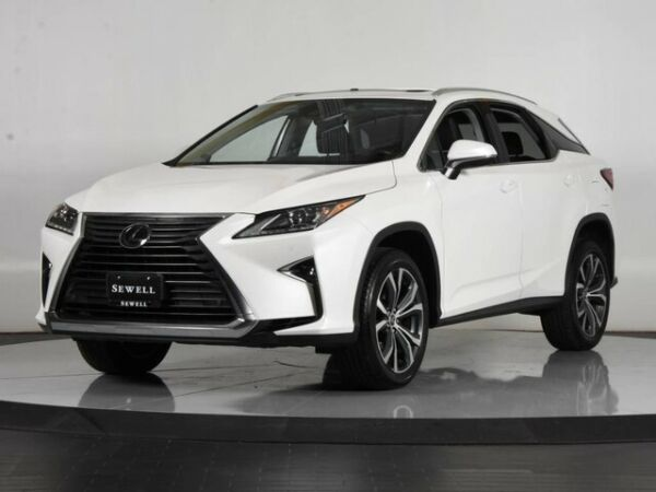 2019 Lexus RX NAVIGATION  BLIND SPOT  PARK ASSIST *CALL GREG ZIEMER FOR DETAILS AND FREE HISTORY REPORT*