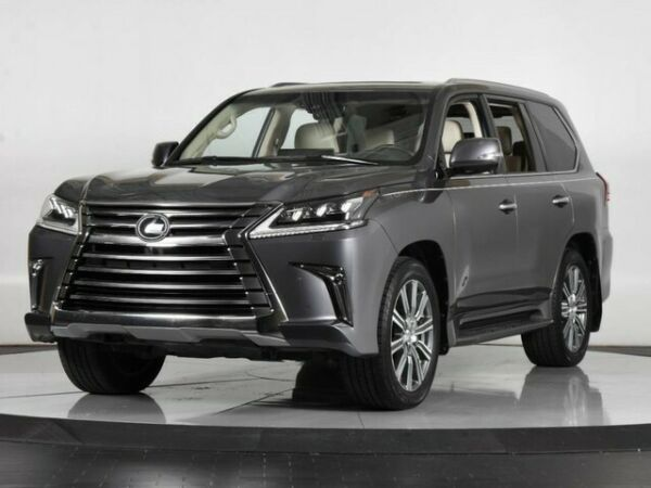 2017 Lexus LX LUXURY  NAVIGATION  BLIND SPOT *CALL GREG ZIEMER FOR DETAILS AND FREE HISTORY REPORT*