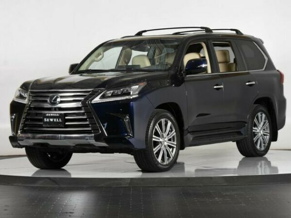2017 Lexus LX LUXURY PKG  LEVINSON  DVD *CALL GREG ZIEMER FOR DETAILS AND FREE HISTORY REPORT*