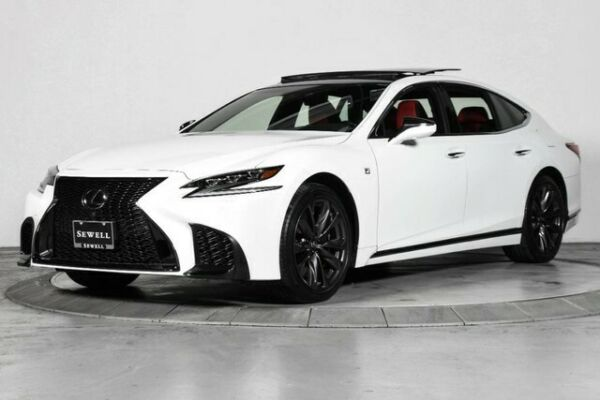 2018 Lexus LS F SPORT  NAVIGATION  LEVINSON *CALL GREG ZIEMER FOR DETAILS AND FREE HISTORY REPORT*