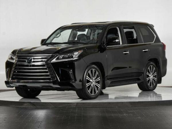 2018 Lexus LX LUXURY  NAVIGATION  BLIND SPOT *CALL GREG ZIEMER FOR DETAILS AND FREE HISTORY REPORT*