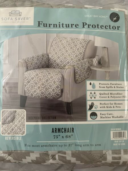 Furniture Cover For Armchair $25.00