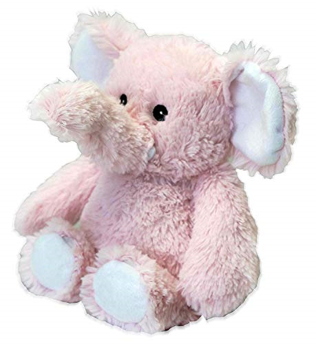 Intelex Warmies Cozy Plush Soft Pink Elephant  Suitable for all ages $26.11
