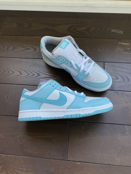 Nike Sb Dunk Low High Hair Ds Size 12