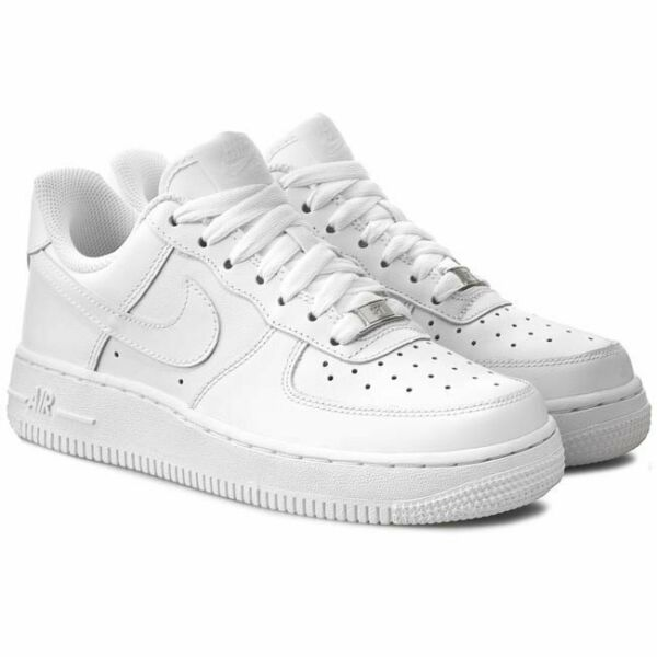 Women's Shoe Air Force 1 '07 Style: 315115-112 New Free Shipping