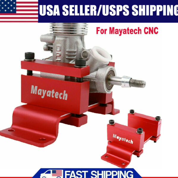 For Mayatech RC Aeromodel Engine Test Bench Running in Bench CNC Methanol Engine $22.39