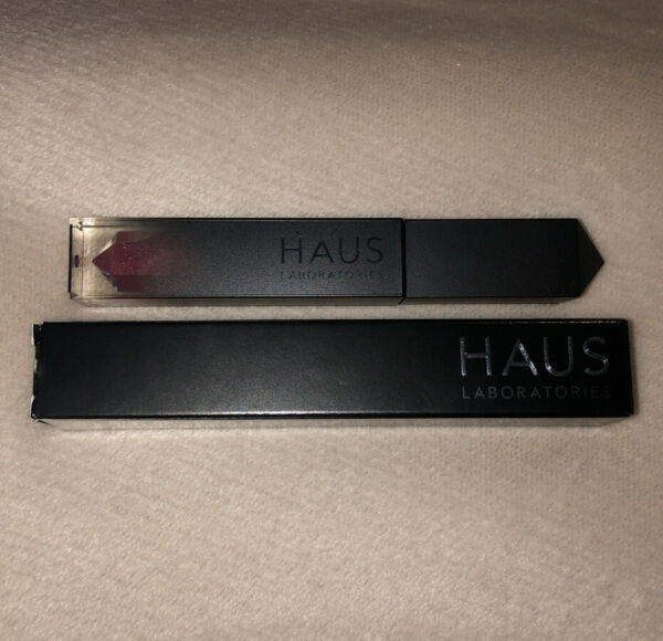 HAUS Laboratories By Lady Gaga: Le Riot Lip Gloss High Shine Lightweight ETHERAL