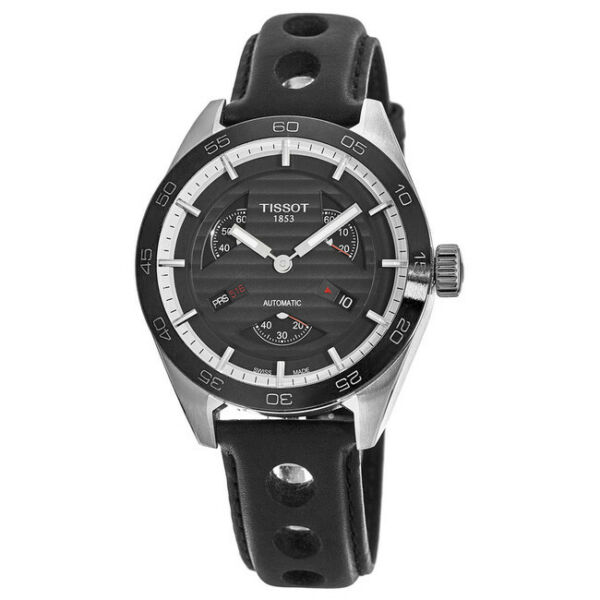 New Tissot PRS 516 Automatic Small Second Men's Watch T100.428.16.051.00 $359.00