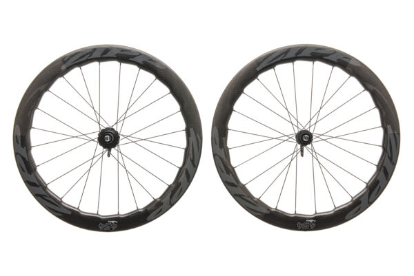 Zipp 454 NSW Disc Road Bike Wheelset 700c Carbon Clincher Shimano 11 Speed