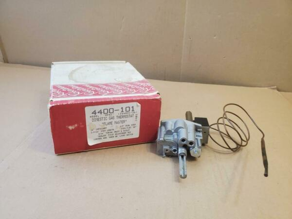 ROBERTSHAW FLAME MASTER DOMESTIC GAS THERMOSTAT MODEL 4400 101 $49.99