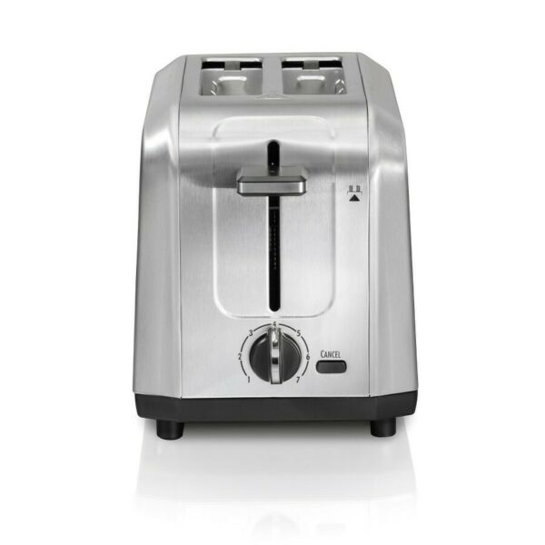 Hamilton Beach 2 Slice Toaster Stainless Steel