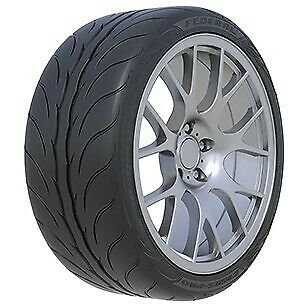 2 New Federal 595 Rs pro 265 40zr18 Tires 2654018 265 40 18