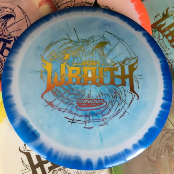 INNOVA FACTORY STORE Swirly Star HALO Wraith Disc Golf Driver Pick Your Disc! $25.95