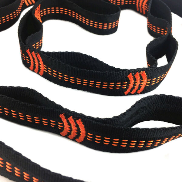 Ultimate adjustable Tree Hanging Atlas Straps Suspension System for ENO Hammock $7.26