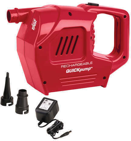 Coleman Pump Rechargable 120v Md: 2000017848 $52.70