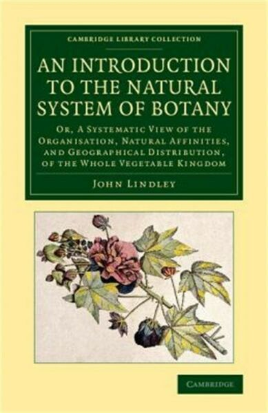An Introduction to the Natural System of Botany Paperback or Softback $53.65