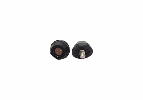 Specialized Toe Studs Part Black Silver One Size $2.49