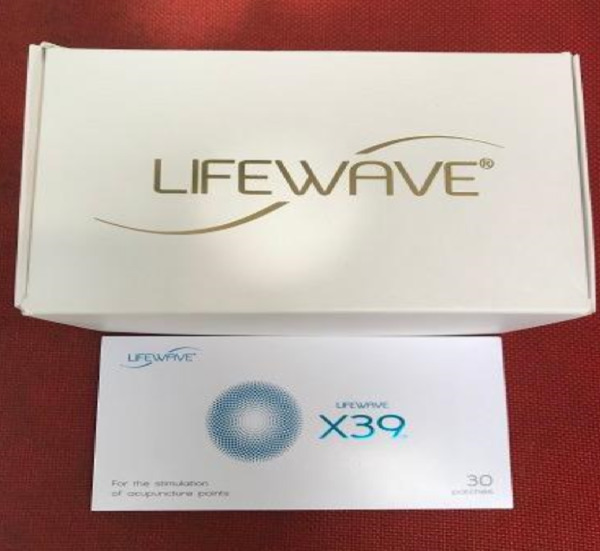 LifeWave X39™ Patches New Elevate Activate Regenerate Exp 10 2021 $83.99