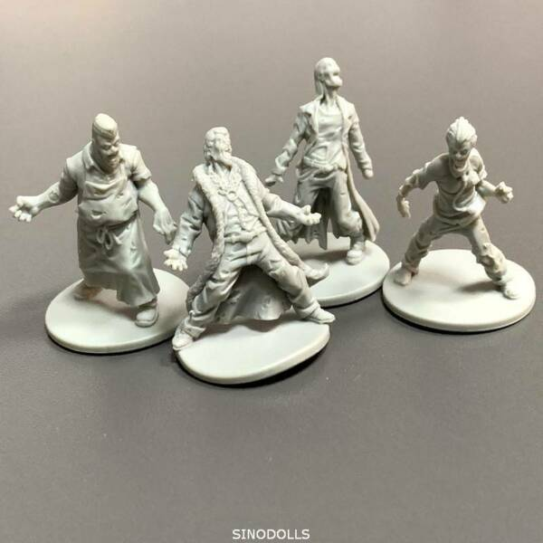 4x monster For Dungeons amp; Dragon Damp;D Toys Marvelous Miniatures figure Toy #K $4.74