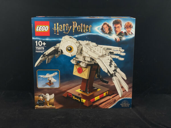 LEGO 75979 Harry Potter Hedwig the Owl Ready To Ship New Sealed 10