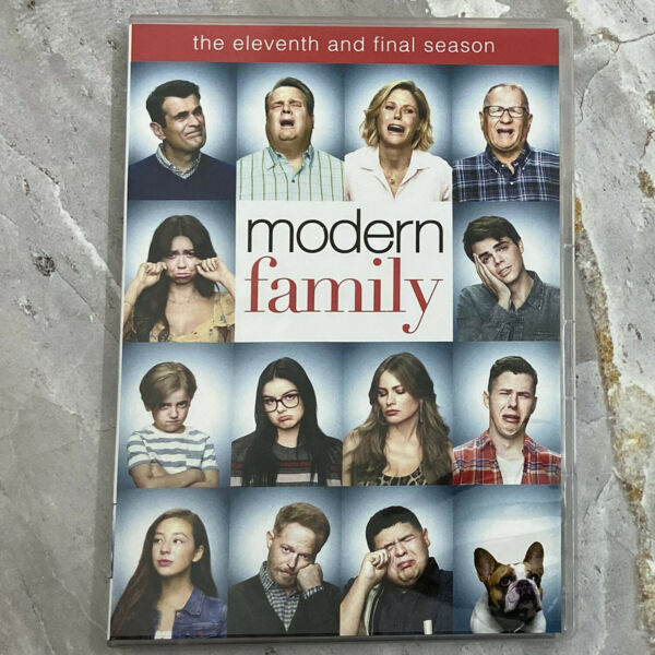 Modern Family Complete Season 11 DVD 3 Disc Brand New Fast Shipping