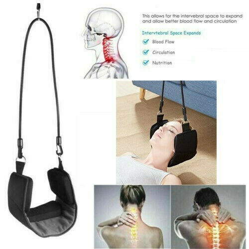 Head Hammock for Neck Headaches Pain Relief Cervical Traction Stretcher US $13.80