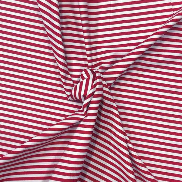 Stripe USA American Flag Cotton Poplin Print Fabric 43quot; width Sold by the Yard